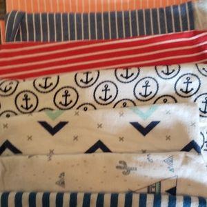 Carter's Other - Burp cloth bundle